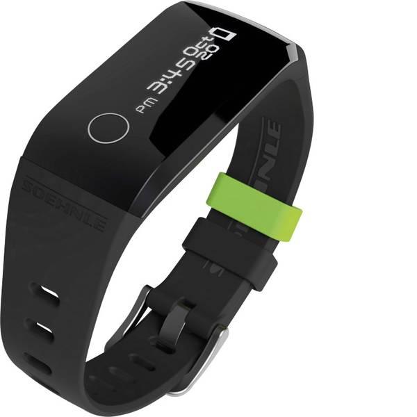 Dispositivi indossabili - Soehnle Fit Connect 200 Fitness Tracker Uni Nero, Verde -