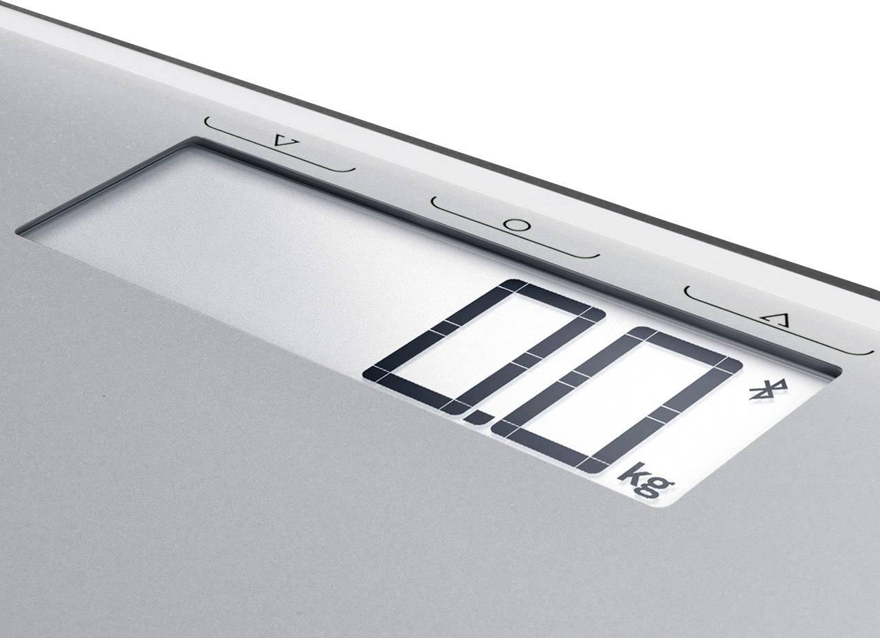 SOEHNLE 63871 Style Sense Connect 100 Bilancia pesapersone digitale fino a 180kg Bilancia