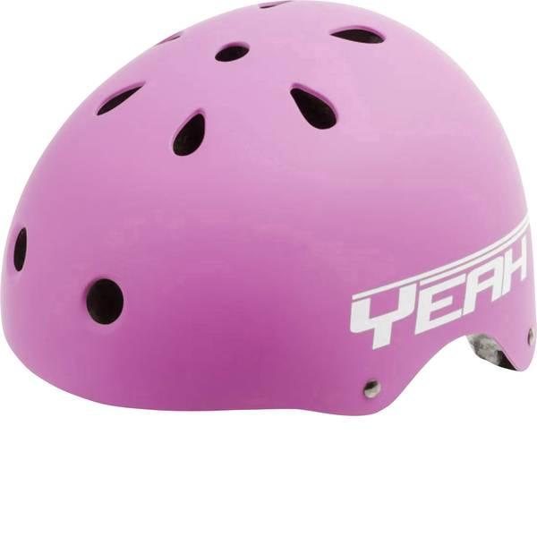 Caschi da bicicletta - Caschetto per bambini Opaco, Rosa Taglia=M circonferenza cranica=54-58 cm -