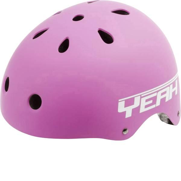 Caschi da bicicletta - Caschetto per bambini Opaco, Rosa Taglia=L circonferenza cranica=58-61 cm -