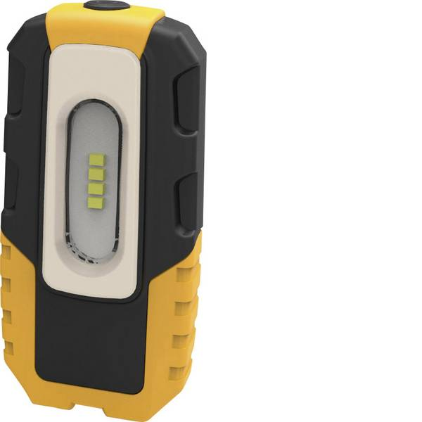 Torce tascabili - Brennenstuhl LED Lampada da lavoro con clip per cintura, con supporto magnetico a batteria ricaricabile 220 lm 0.23 kg -