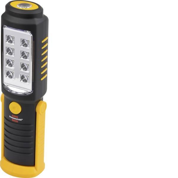 Torce tascabili - Brennenstuhl LED Lampada da lavoro con supporto magnetico a batteria 250 lm 0.29 kg -