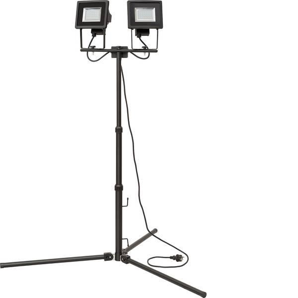 Illuminazioni per cantieri - Brennenstuhl Stativ-LED-Leuchte Faretto LED 12 W 950 lm 1179280420 -