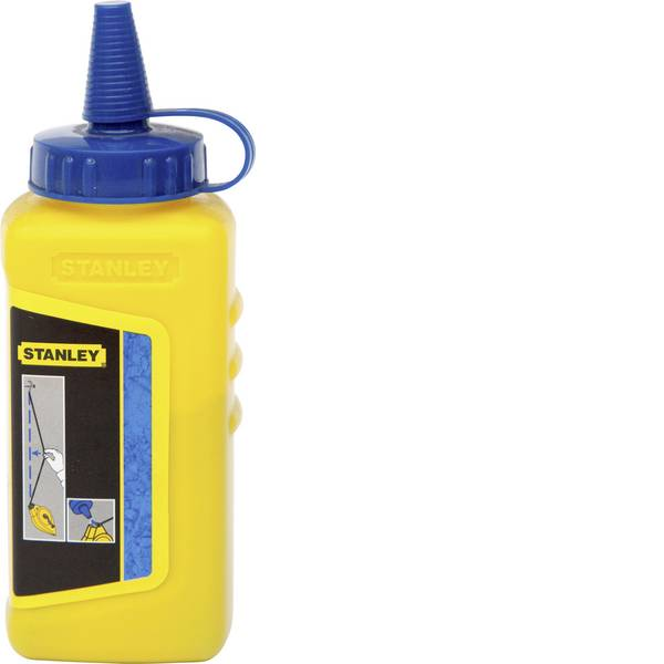 Vernici per pavimento - Stanley by Black & Decker 1-47-917 Polvere di gesso blu 1000g -