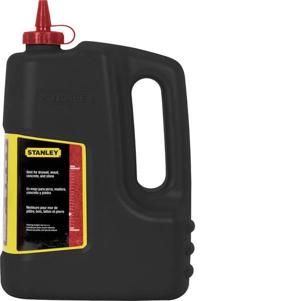 Vernici per pavimento - Stanley by Black & Decker 1-47-919 Polvere di gesso, rossa, 1000g -