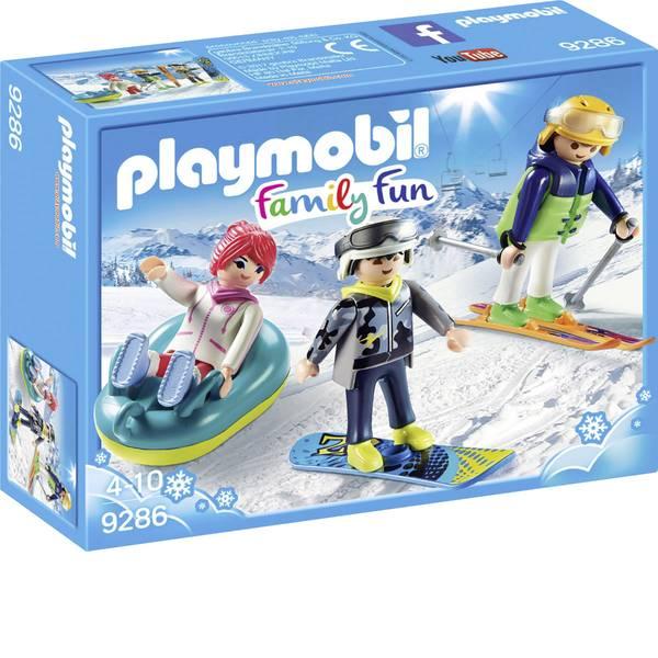Personaggi da gioco - Play mobile - Tempo libero inverno sportivi -