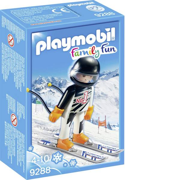 Personaggi da gioco - Play mobile - Skirennlaufer -