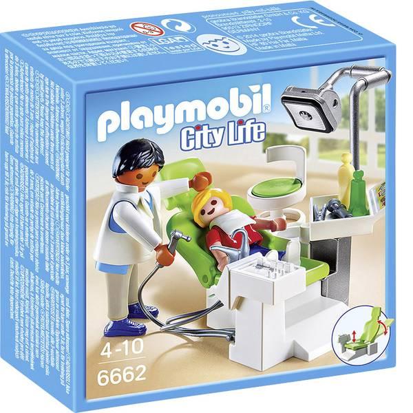 Personaggi da gioco - Play mobile - durante il dentista -