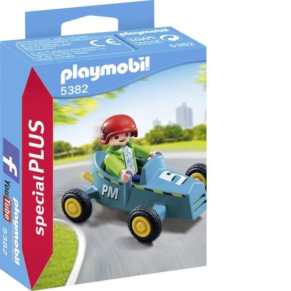 Personaggi da gioco - Play mobile - i giovani con Kart -