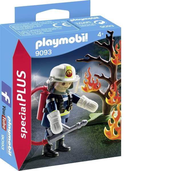 Personaggi da gioco - Play mobile - Utilizzo di cancellazione dei vigili del fuoco -