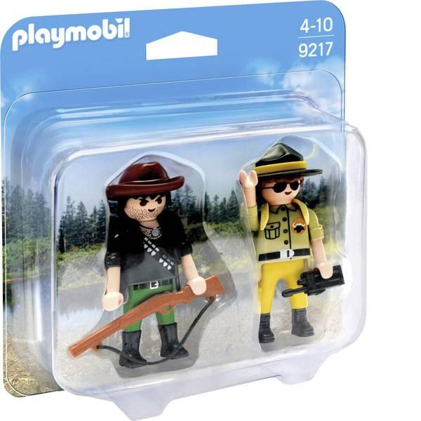 Personaggi da gioco - Play mobile - Confezione Ranger e ladri -