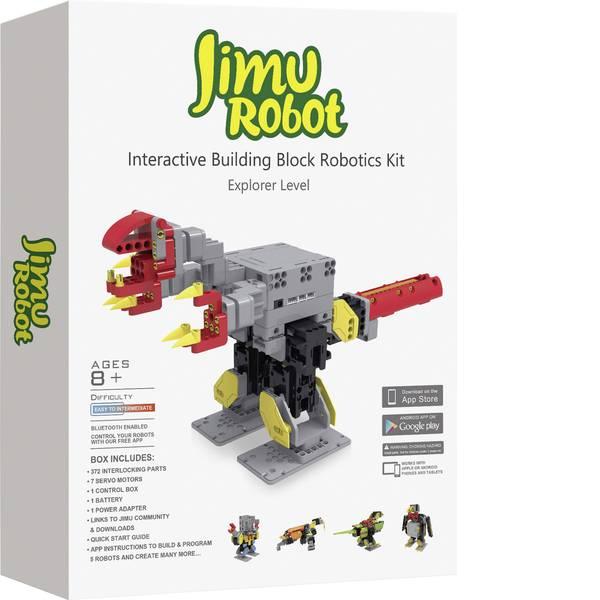 Robot in kit di montaggio - Ubtech Robot in kit da montare Ubtech Jimu Robot Explorer Kit Modello (kit/modulo): KIT da costruire -