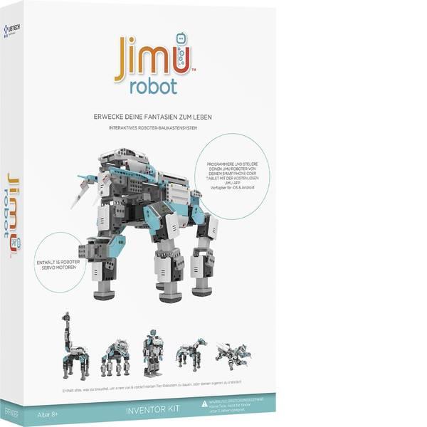 Robot in kit di montaggio - Ubtech Robot in kit da montare Jimu Robot Inventor Kit Modello (kit/modulo): KIT da costruire -
