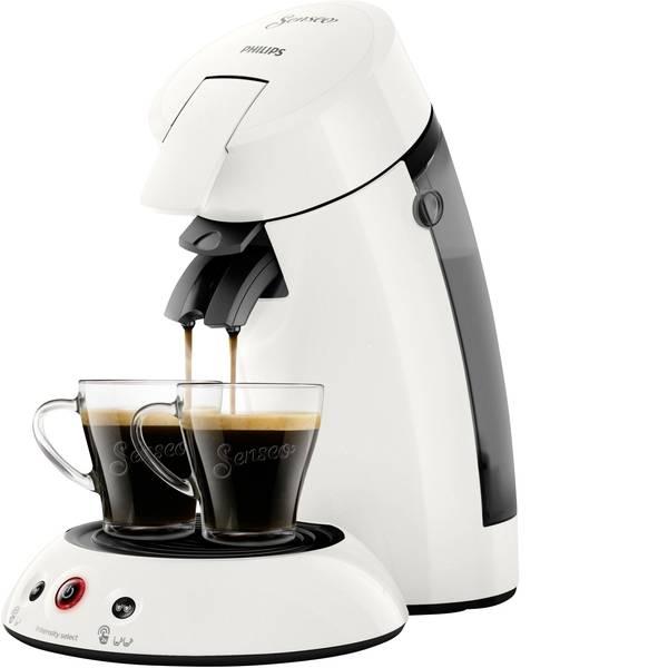 Macchine per caffè a capsule Senseo - Macchina per caffè con cialde SENSEO® HD6554/10 Original HD6554/10 Bianco -