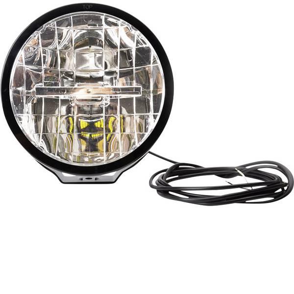 Faretti per auto - Faretto abbagliante W116 LED alta potenza WAS (Ø x P) 230.5 mm x 130 mm Nero -