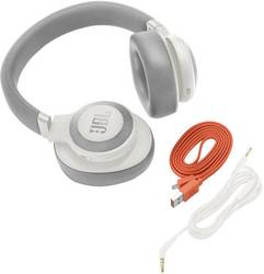 ... Over Ear Cancellazione del rumore Bianco. Cuffie Bluetooth JBL E65. Cuffie  Bluetooth JBL E65 e39f4a23b9e1