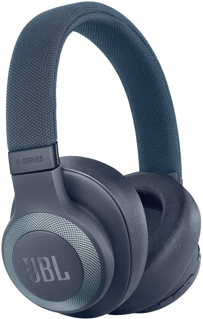 JBL E65 Bluetooth Cuffia Cuffia Over Ear Cancellazione del rumore ... aaa8d6eada36