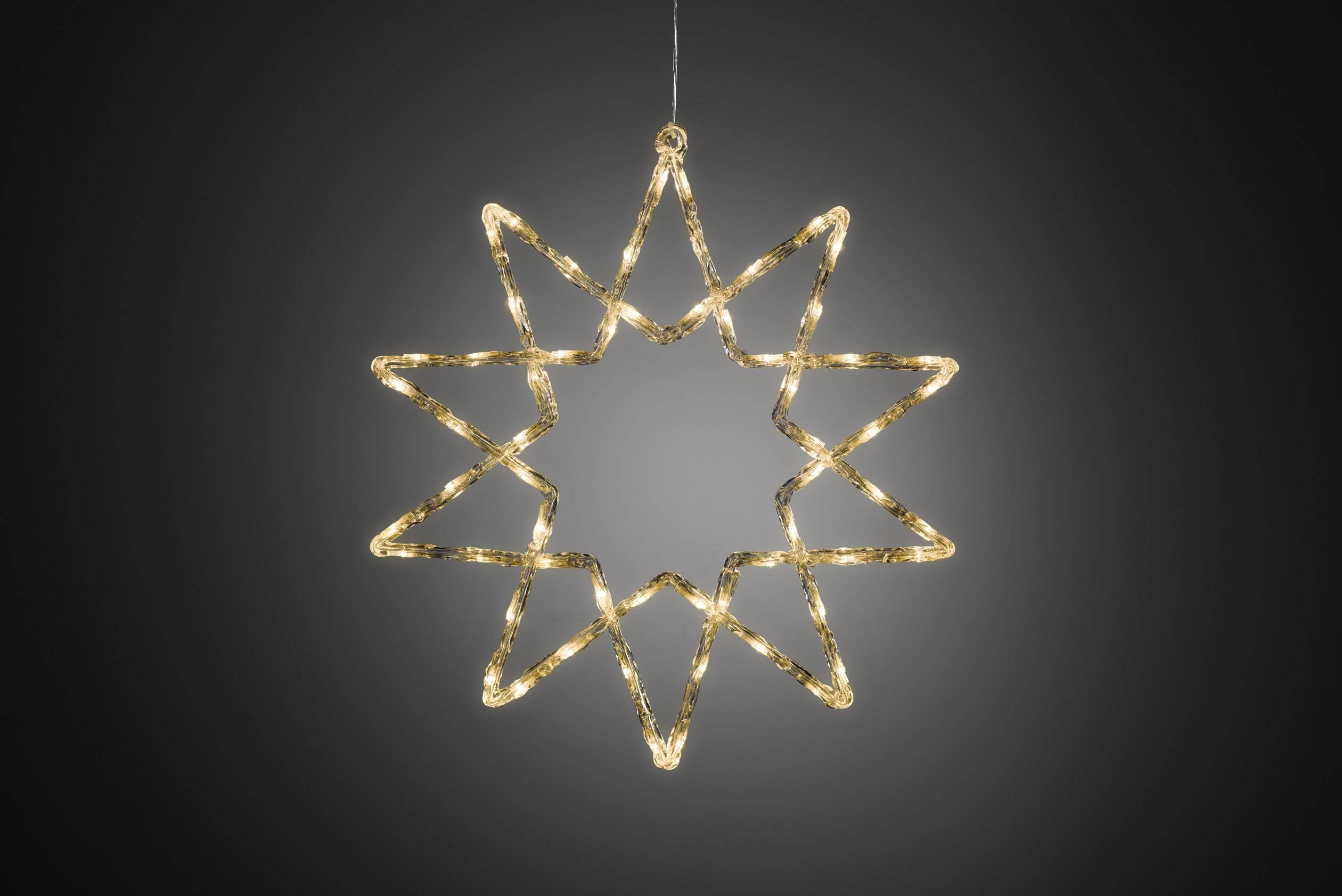 Stella Di Natale Led.Konstsmide 4481 103 Stella Di Natale Led Classe Energetica A A E Stella Bianco Caldo Led Bianco Caldo