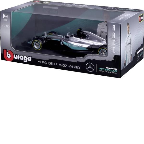 Modellini statici di auto e moto - Bburago F1 AMG Petronas W07 #44 Lewis Hamilton 1:18 Automodello -