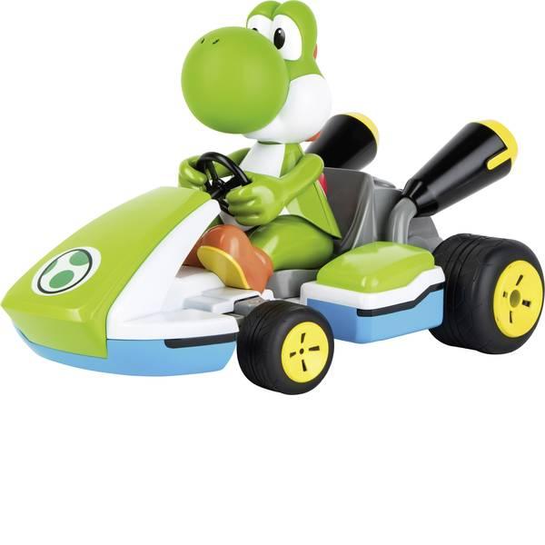 Auto telecomandate - Carrera RC 370162108 Mario Kart™ Yoshi-Race Kart 1:16 Automodello per principianti Elettrica Auto stradale incl. Modulo  -