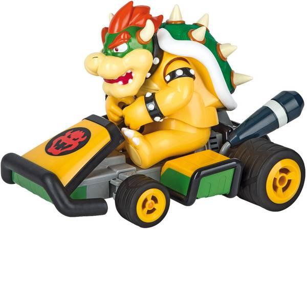 Auto telecomandate - Carrera RC 370162112 Mario Kart™ Bowser-Kart 1:16 Automodello per principianti Auto stradale -