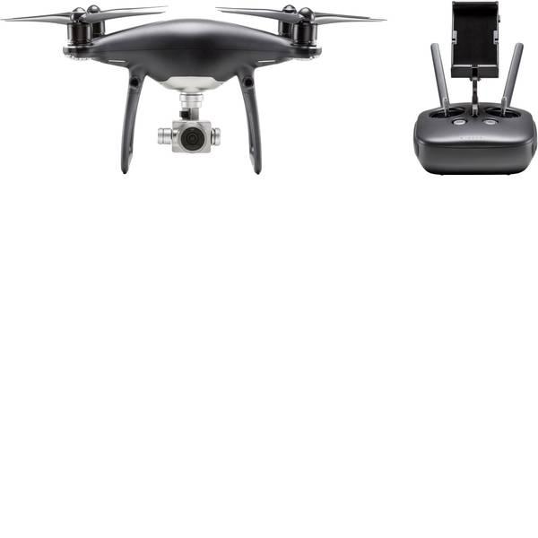 Quadricotteri e droni - DJI Phantom 4 Pro Obsidian Edition Drone professionale RtF Per foto e riprese aeree, Professionale -