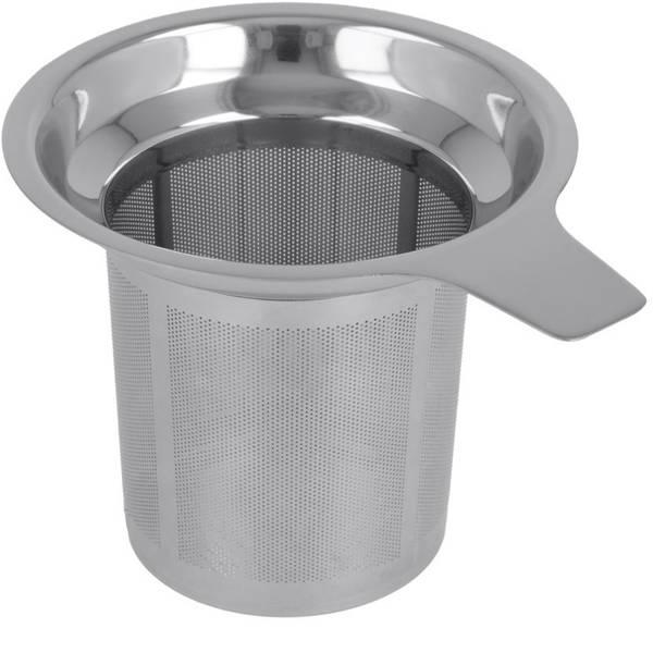 Utensili e accessori da cucina - Filtro per tè Metaltex grande, in acciaio inox -