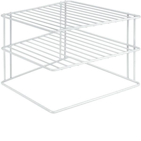 Utensili e accessori da cucina - Metaltex silos inserto angolare 25x25x19,5 cm -