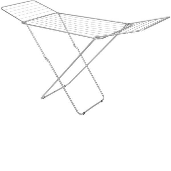 Stendibiancheria - Metaltex ali vulcano asciugatrice epossido argento, Tech-line -