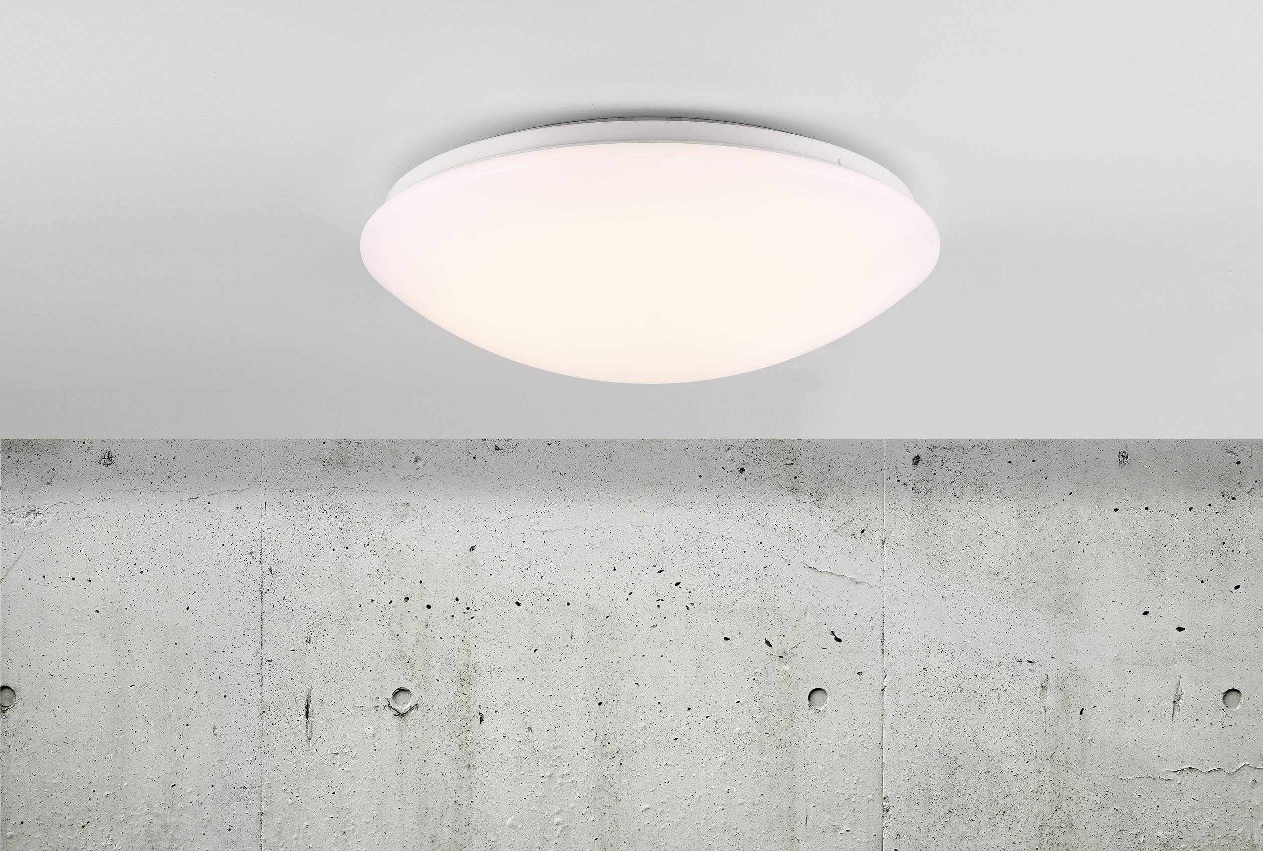 Plafoniera Per Esterno Con Rilevatore Di Presenza : Lampada led a soffitto per esterni con rilevatore di movimento