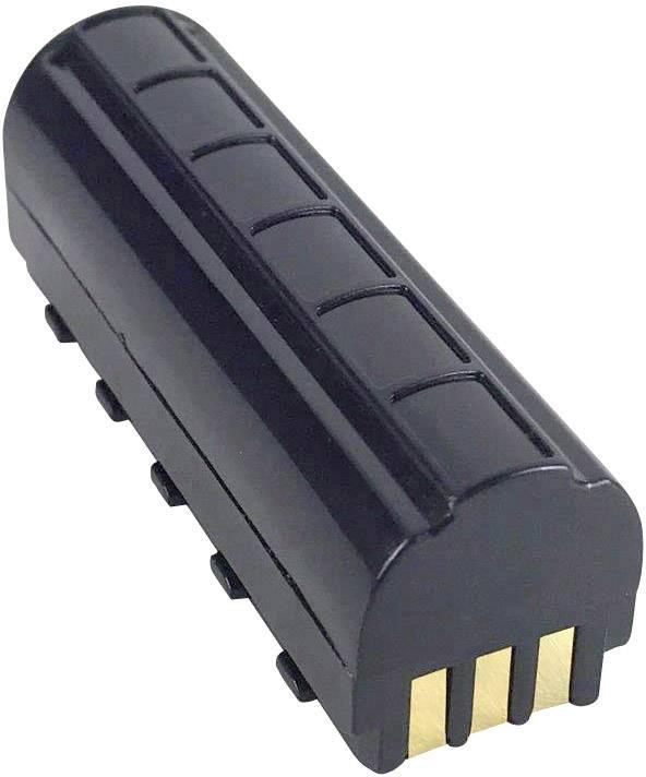 Batteria per scanner di codici a barre Beltrona 3.7 V 2500 mAh Adatto per Zebra Symbol DS3478, Zebra Symbol DS3578,
