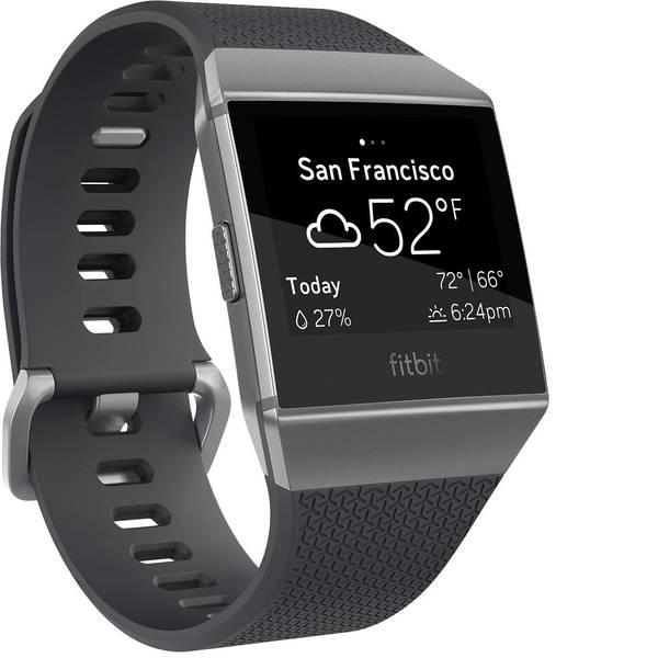 Dispositivi indossabili - FitBit Ionic Smartwatch Nero -