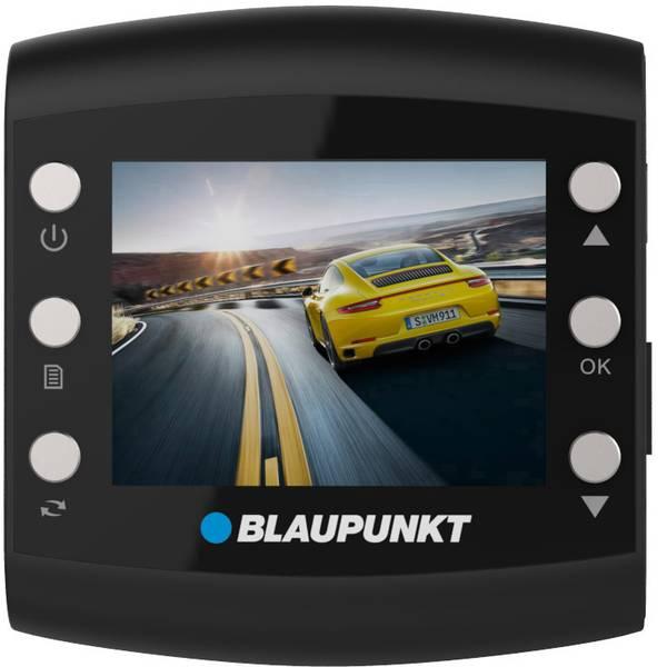 Dashcam - Blaupunkt BP 2.1 Dashcam Max. angolo di visuale orizzontale=120 ° 12 V Display, Batteria ricaricabile, Microfono -