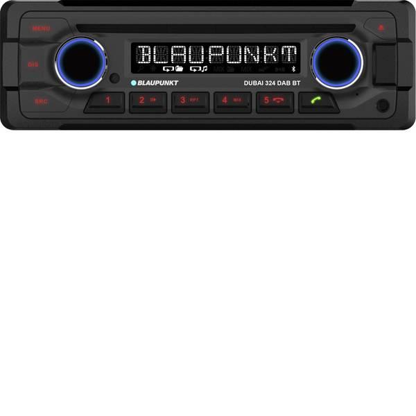 Autoradio e Monitor multimediali - Blaupunkt DUBAI-324 DABBT Autoradio Sintonizzatore DAB+, Vivavoce Bluetooth®, Collegamento per controllo remoto da  -