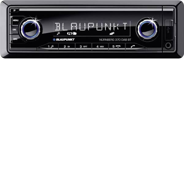 Autoradio e Monitor multimediali - Blaupunkt Nürnberg 370 DABBT Autoradio Sintonizzatore DAB+, Vivavoce Bluetooth®, Collegamento per controllo remoto da  -