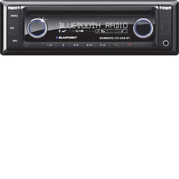Autoradio e Monitor multimediali - Blaupunkt Bamberg 470 DABBT Autoradio Sintonizzatore DAB+, Vivavoce Bluetooth®, Collegamento per controllo remoto da  -