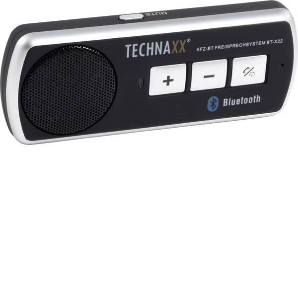 Vivavoce Bluetooth - Vivavoce Bluetooth® Technaxx BT-X22 Tempo di conversazione (max.): 20 h -