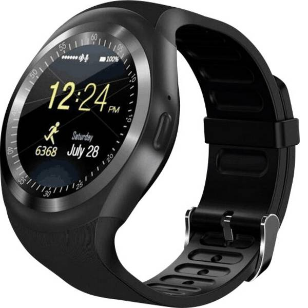Dispositivi indossabili - TrendGeek TG-SW1 Smartwatch Nero -