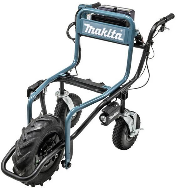 Carrelli per sacchi - Makita DCU180Z Carrellino Capacità di carico (max.): 130 kg -
