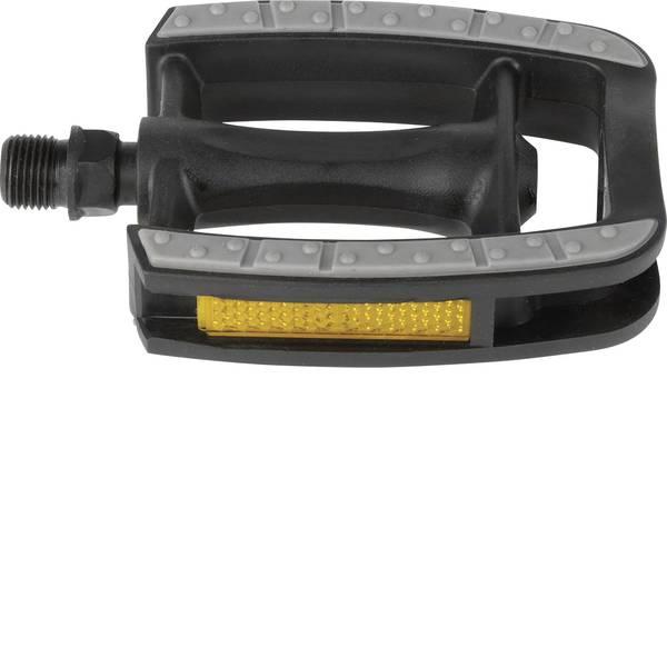 Pedali per bicicletta - Pedali M-Wave 311041 260 g Nero, Grigio -