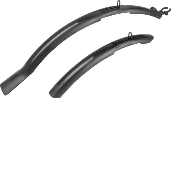 Altri accessori per biciclette - Parafango per bicicletta M-Wave Set MUD MAX 26-29 Nero -