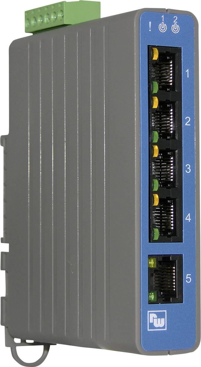 Wachendorff Ethernet Switch, 5 Port