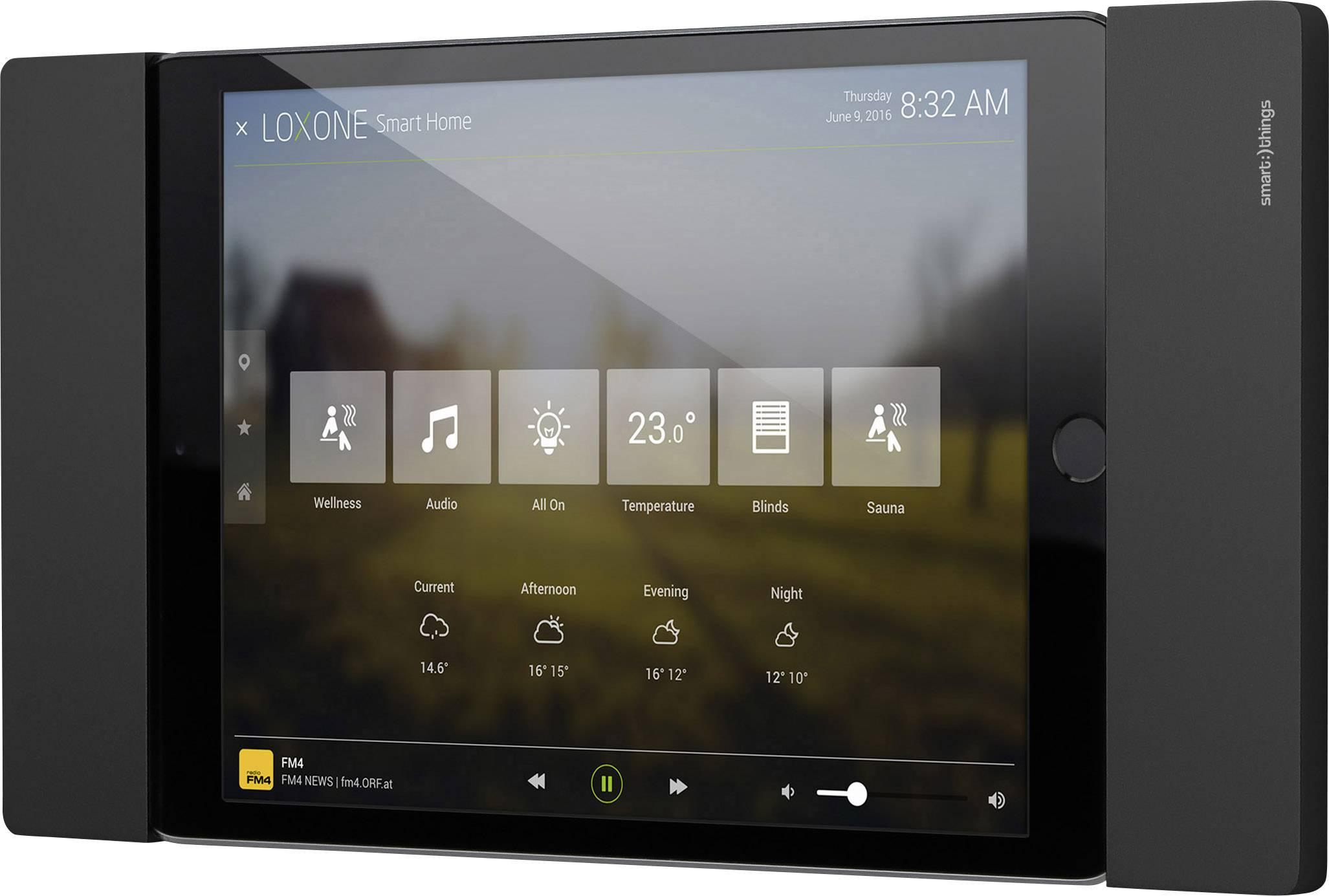 Supporto da parete per iPad Sm