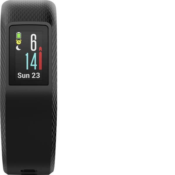 Dispositivi indossabili - Garmin vivosport Slate Fitness Tracker S Nero -
