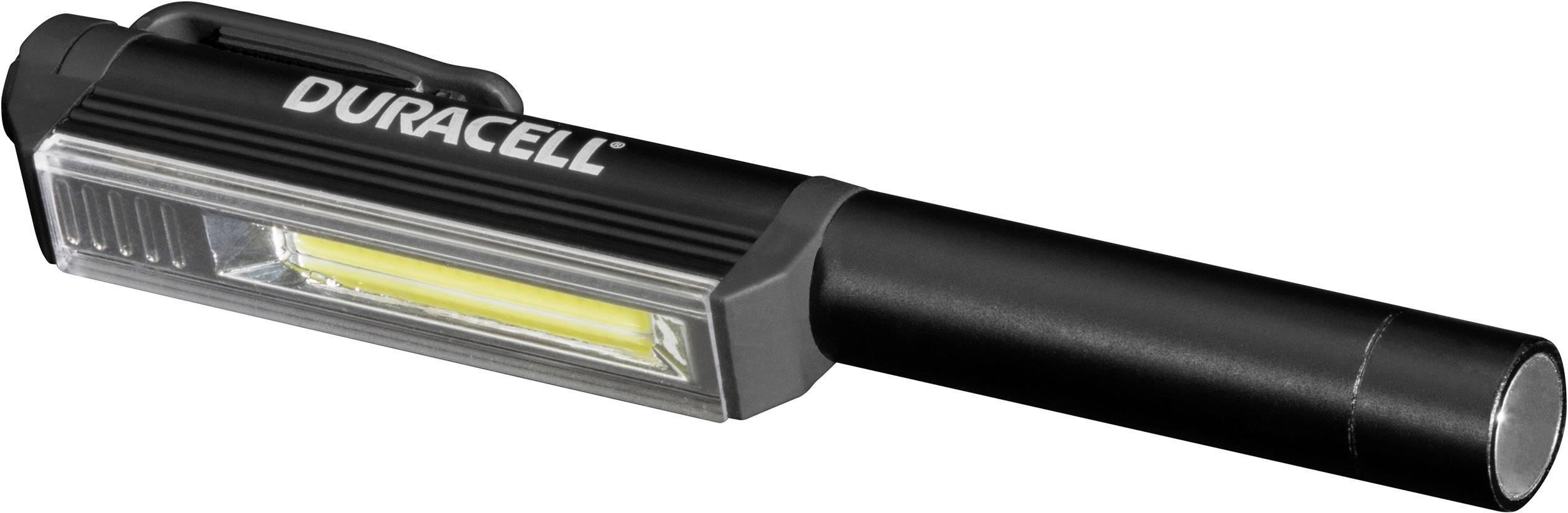 Duracell Lampe Aluminium Noir 63lm 18m 14 Torche Portée Led l1FTKcJ