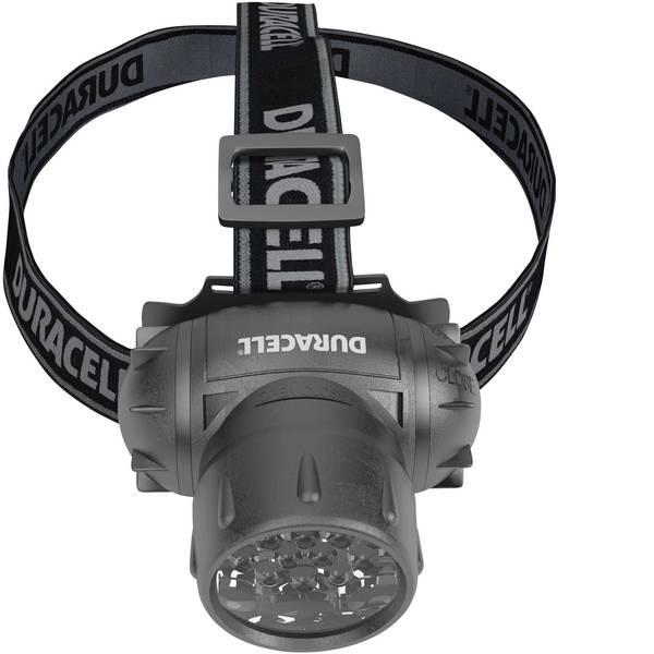 Lampade da testa - Duracell HDL-1 LED Lampada frontale a batteria 25 lm 32 h HDL-1 -
