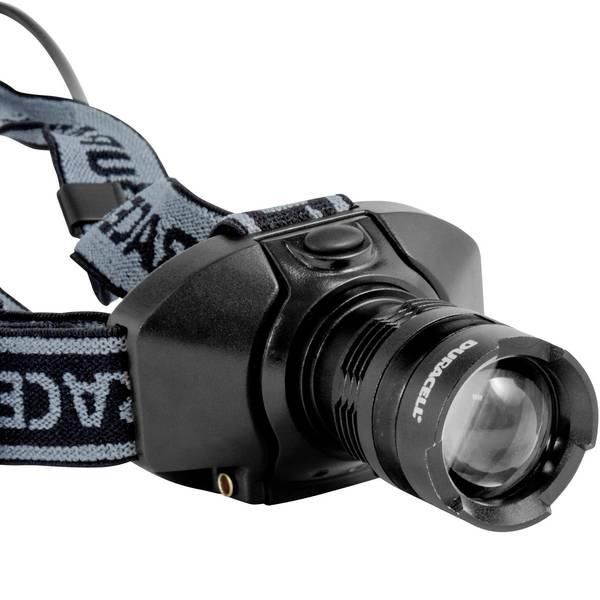 Lampade da testa - Duracell HDL-2C LED Lampada frontale a batteria 120 lm 32 h HDL-2C -
