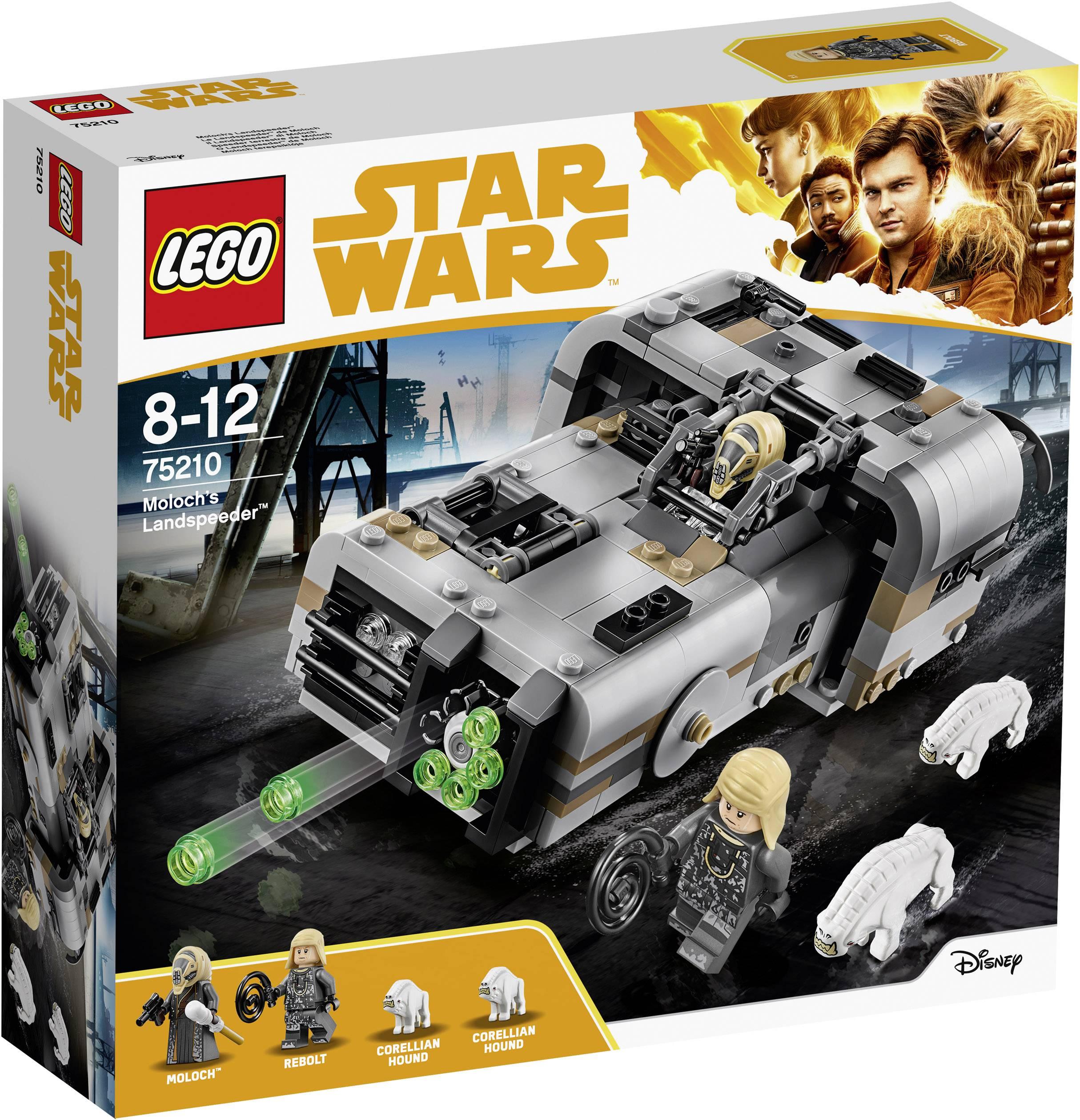 LEGO® STAR WARS™ 75210 Molo