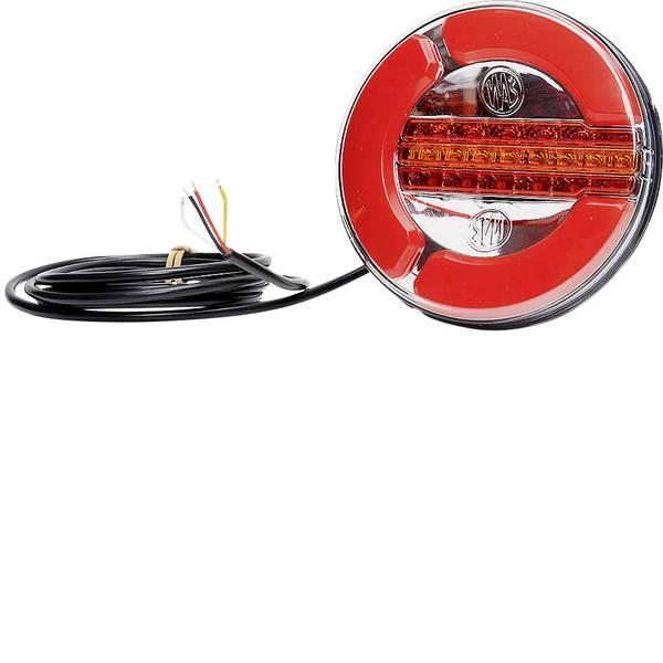 Illuminazione per rimorchi - WAS LED Fanale posteriore per rimorchio Fanale posteriore, Luce di direzione, Luce di stop posteriore 12 V, 24 V Vetro  -