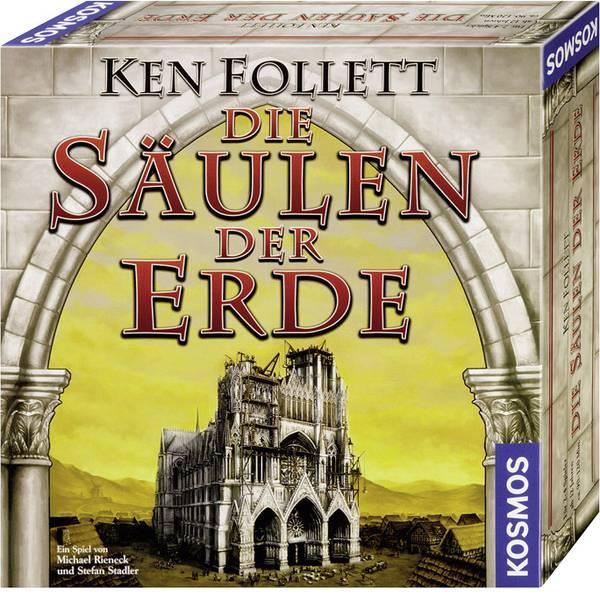 Giochi di società e per famiglie - Kosmos Die Säulen der Erde 691530 -